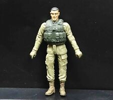 """BBI ELITE FORCE U.S.A.F. US Army solider action figure 1/18 3.75"""""""