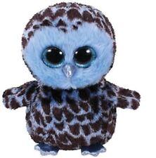 Yago Owl - Ty Beanie Boos 6 inch - TY Boo Plush Teddy - Brand New Soft Toys