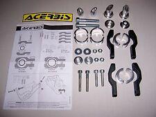 Anbau Kit 22 28mm Alu Lenker Acerbis Nylon Rally Brush + Profile Handprotektoren