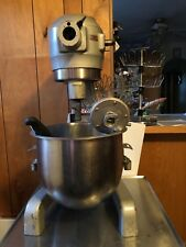 Commercial A-20Qt Hobart Mixer . Table Model, Wisk, bowl, and Paddle