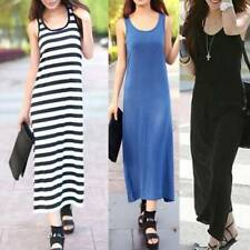 Bodycon Sleeveless Dresses Jersey