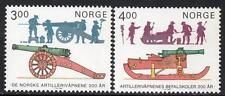 NORWAY MNH 1985 The 300th anniversary of the Artillery