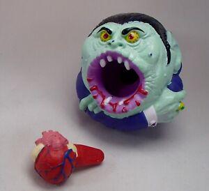 HTF 1991 Ertl BLURP Balls COUNT HAVE-A-HEART dracula madballs ko toy figure ball