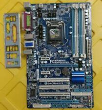 GigaByte GA-P55-USB3L P55 LGA1156 2x PCIE x16 USB3.0 + IO Shield. Tested