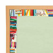 Edupress® Book Parade Bulletin Board Borders - Educational - 12 Pieces
