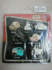 Pins Cars Disney Star Wars sous blister