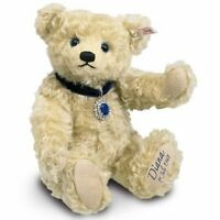 F/S Steiff Diana 50th Anniversary Birthday Teddy Bear 30cm 2011 Limited 1961