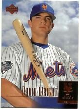 2001 UPPER DECK DAVID WRIGHT ROOKIE #52 - NEW YORK METS XRC - NM or BETTER