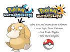 Pokemon Ultra Sun and Moon Junichi Masudas Psyduck Japan Event Pokemon