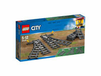 LEGO® City  60238   Weichen  NEU & OVP