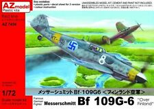 AZ Models 1/72 Messerschmitt Bf 109G-6 Finnish Air Force # 74034