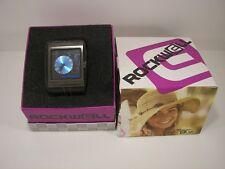 Brand New in Box Rockwell Mercedes Watch MC108 Black/Blue