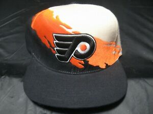Mitchell & Ness NHL Philadelphia Flyers ONE SIZE FITS Hat Angotti Clarke Parent