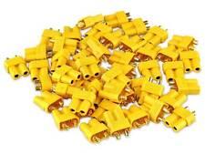 10x YUKI MODEL XT 30 Buchsen Hochstrom 600241 XT30 Goldkontakt, Lipo , Nylon