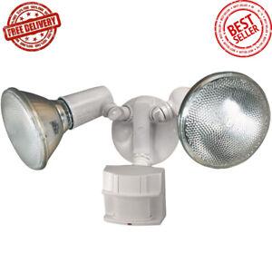 Motion Sensor Security Light Outdoor Lighting Dusk To Dawn Flood Spot Lamp NEW