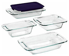 Glass Bakeware Set Bakeware