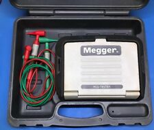 Megger RCDT320 RCD Tester With Case And Leads (120512/6468)