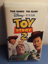 Toy Story 2 (VHS, 2000, Clamshell Case)
