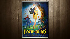 Original Movie Posters Pocahontas 140x200 CM - Walt Disney