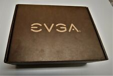 EVGA 750 GQ (80+ Gold) 750W ECO Mode Semi Modular Power Supply INCLUDES CABLES
