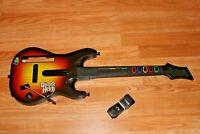 REDOCTANE Wii Sunburst Guitar Hero World Tour Nintendo Strap 95455.805 TESTED