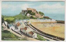 Jersey postcard - Mount Orguiel Castle (A115)