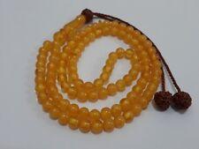 Poland Kahraman Amber Dust 99 Islamic Prayer Beads Misbah Tasbih Komboloi Rosary