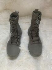 "Nike SFB GEN 2 8"" Special Field Boots Men's Size 9.5 Military 922474-200 Sage"
