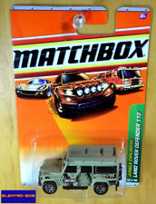 Matchbox '97 Land Rover Defender 110 [Anaconda] - New/Sealed/XHTF [E-808]
