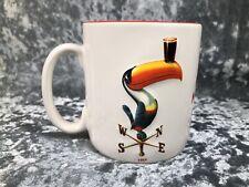 """Guiness Toucan Mug """"My Goodness My Guinness"""" 3D Official Ceramic Mug 2001"""