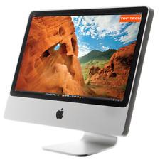 """Apple iMac 20"""" Core 2 Duo 2GHz 4 Go RAM 250 Go Disque dur 1224 Excellent Ordinateur de bureau Grade A"""
