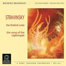 "STRAVINSKY - REFERENCE RECORDINGS - RM-1502 -  ""THE FIREBIRD"" - 200 grams"