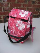Cool Tote insulated LUNCH BAG Lunch Grande Island Red 814