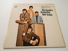 THE BEATLES YESTERDAY AND TODAY  LP,APPLE  JAPAN ST 80568 , C+R M- NM  SHARP