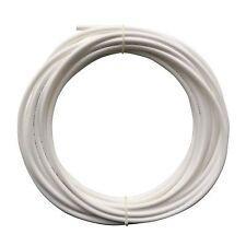 """10 M 1/4 """"de plástico tubería / hosing Para Ósmosis Inversa Ro Unidades / frigoríficos, etc.."""