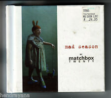 cd-album, Matchbox Twenty - Mad Season, Digipak
