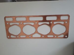 MG TA MPJG Engine Solid Copper Head Gasket