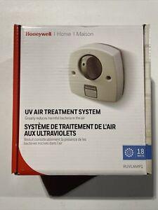 Honeywell RUVLAMP1 Ultraviolet UV Air Treatment System Germicidal NEW