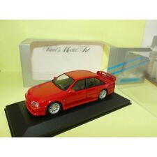 OPEL OMEGA EVOLUTION 500 Rouge MINICHAMPS 1:43