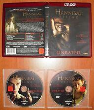 Hannibal Rising Unrated, HD-DVD 1080p (NO Blu-Ray) Audio & Sub: English, German