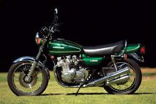 1976 KAWASAKI KZ900 MOTORCYCLE POSTER PRINT STYLE B 24x36