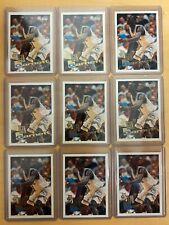 (9) 1995 Topps Basketball #237 Kevin Garnett HOF ROOKIE RC LOT