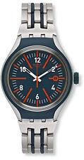 Swatch YES4012AG Irony Xlite Grey Dial Aluminum Men's Watch