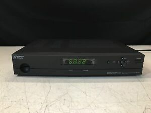 Scientific Atlanta Explorer 2000 TV Decoder CATV Converter 544200