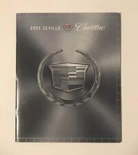 2001 Cadillac Seville Brochure