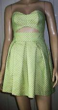 Cotton Party Skater Petite Dresses for Women