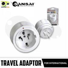 SanSai International Travel Adaptor Power Rating 2400 Watt Current 10a