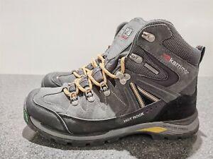 KARRIMOR Hot Rock Mens Charcoal Walking Boots Size UK 12(EUR 47)..!