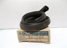 "OMC EVINRUDE JOHNSON P/N 305708 / 0305708 LOWER MOTOR COVER SEAL 27"" LENGTH"