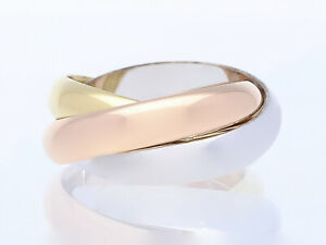 55 UVP HÄRING 2-7043-5 Top Neu Damen Ring Edelstahl Brillant 0,075 ct Ring Gr